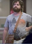 Zach Galifianakis in The Hangover