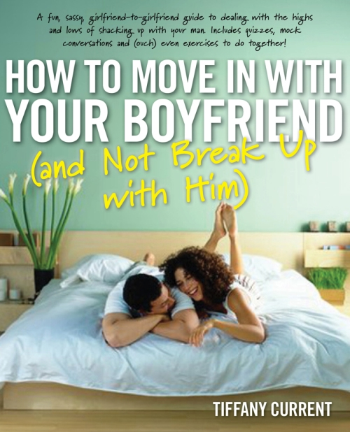 How to Move In - Book Cover