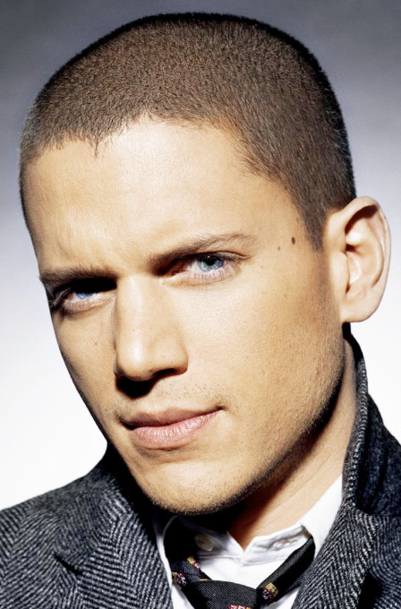Wentworth Miller and whoever he's sleeping with!
