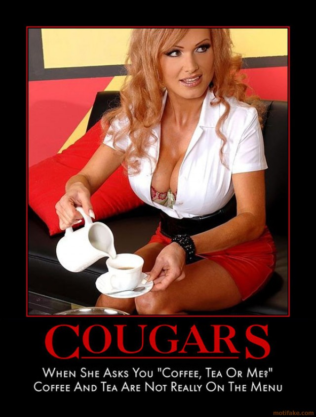 cougar woman meaning