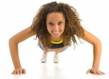 Exercise to increase breast size naturally 2