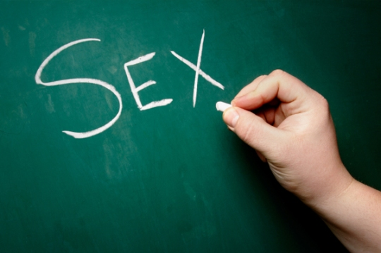 sex-written-on-blackboard