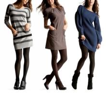 sweater dresses fall winter