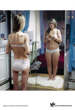 body image & eating disorder