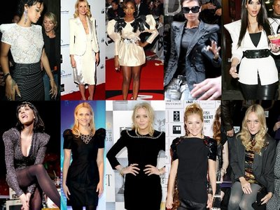 celebrities with shoulder pads
