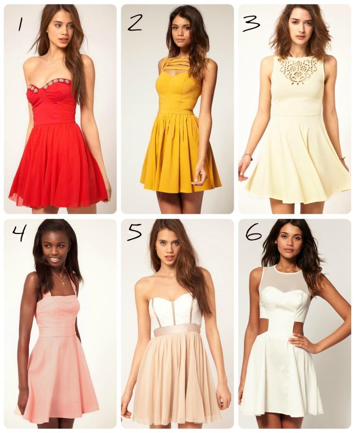 Skater-Dresses