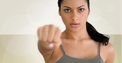 Womens-Self-defense-class