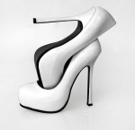 white-stilettos