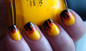 china-glaze-sun-worshipper-orly-emberstone-flame-nails