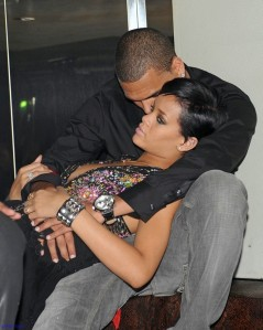 Chris Brown & RihannaI can't stand him, but I bet the sex between these two is great!