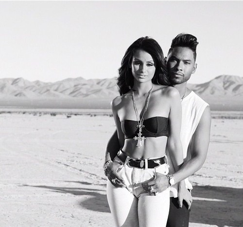 Miguel and Nazanin