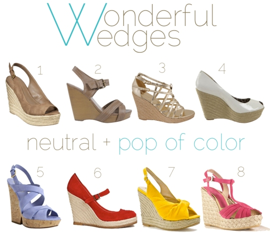 wonderful wedges