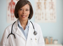 african-american-female-doctor