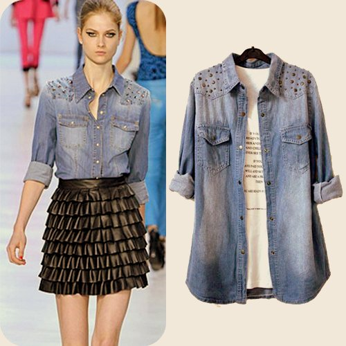 Denim-shirt-for-women