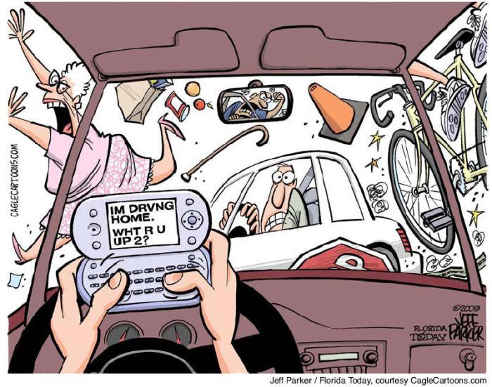 textingwhiledriving
