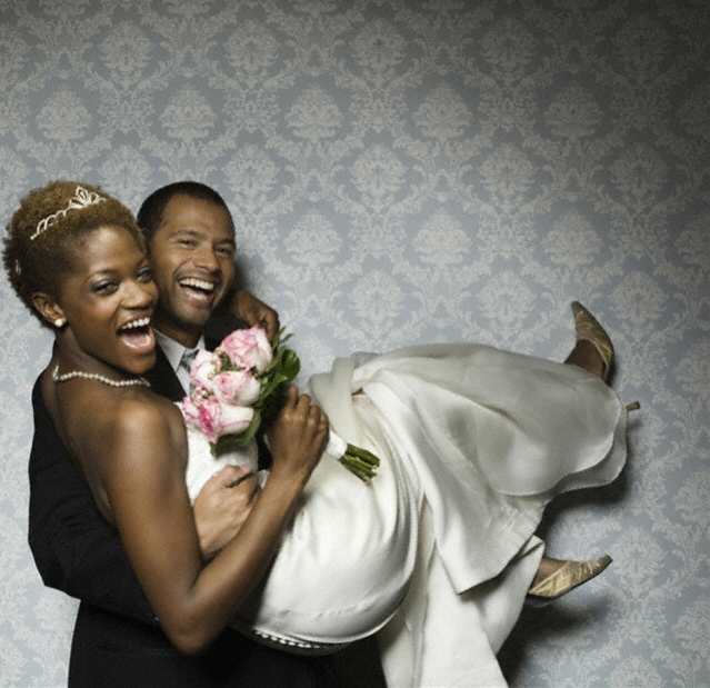 black-married-couple