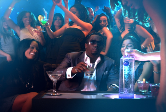 ciroc-with-diddy