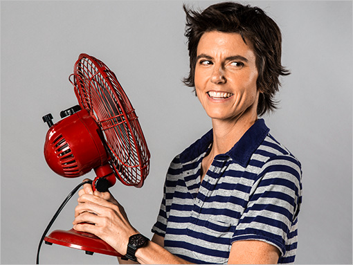 Tig Notaro press photo for podcast