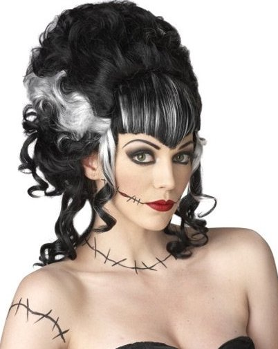 Frankensteins_Bride_hairstyles