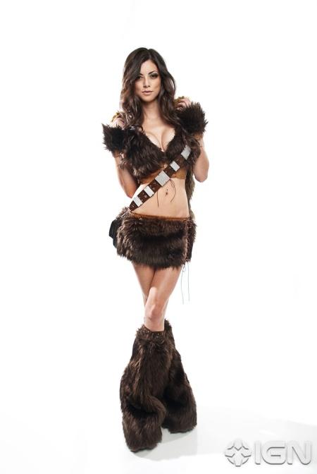 lady-chewbacca