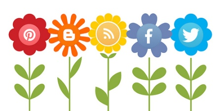 socialmediaflowers