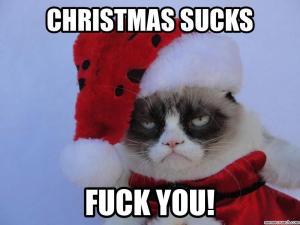christmas sucks